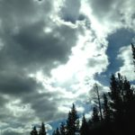 West Yellowstone sightseeing Skyscape