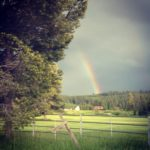 West Yellowstone Rainbow Our photo gallery